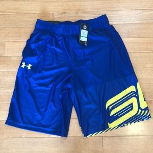 Men's LG Loose Curry Shorts